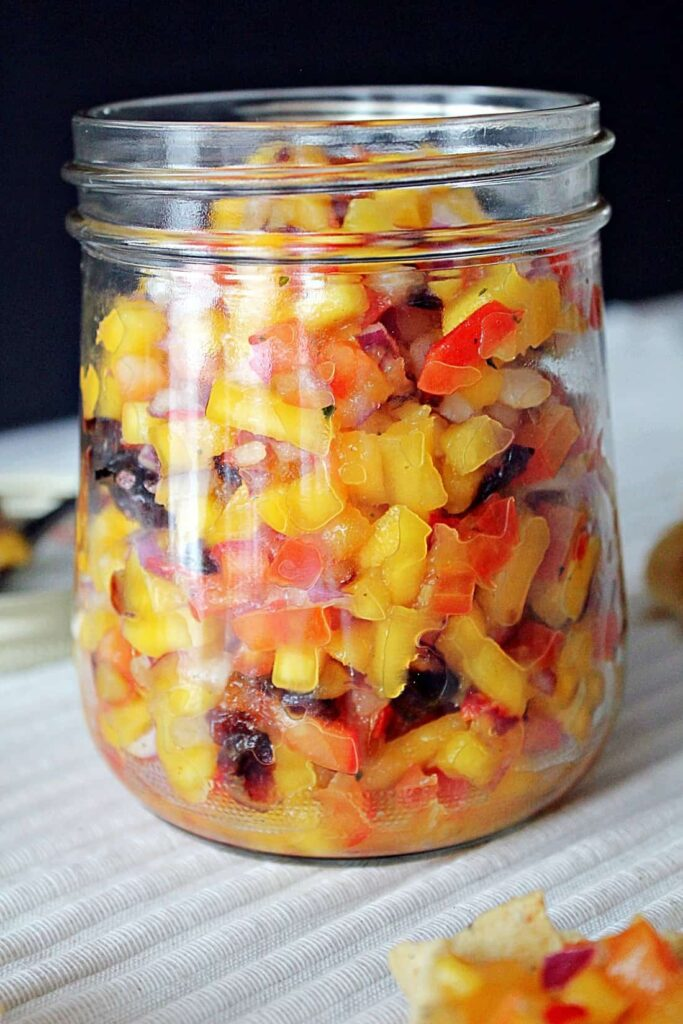 111315 best ever mango salsa easy gluten free dairy free allergy free