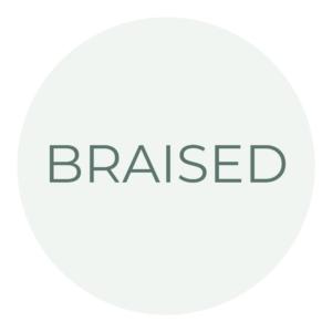 Braised