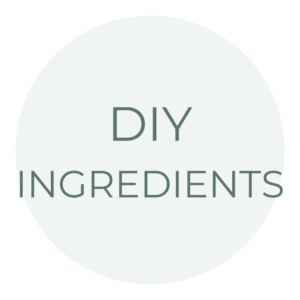 DIY Ingredients