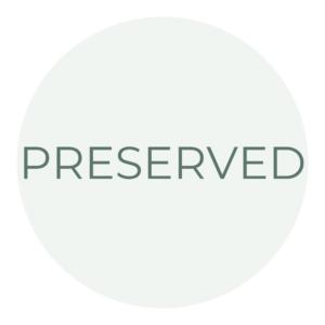 Preserved