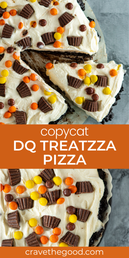 Copy cat treatzza pizza pinterest graphic.