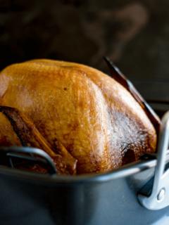 Smoked turkey web story cover.